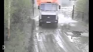 Камаз мусоровоз