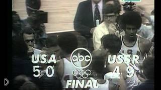 Смотреть онлайн Финал баскетбола в Мюнхене США:СССР, 1972