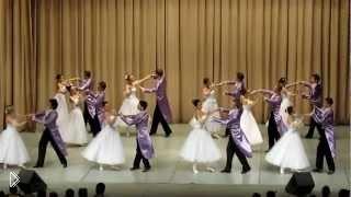 Смотреть онлайн Польский танец Полонез