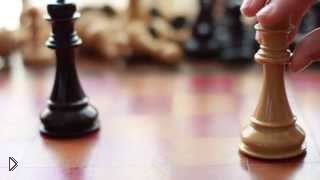 Смотреть онлайн Короткометражка «Живые шахматы»
