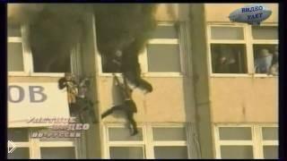 Смотреть онлайн 9 погибших в пожаре во Владивостоке: январь 2006 года