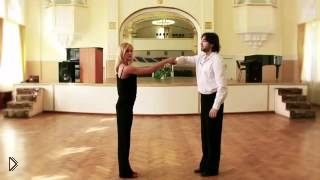 Смотреть онлайн Как научиться правильно, танцевать вальс