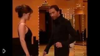 Смотреть онлайн Урок как научится танцевать танго