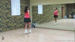 Смотреть онлайн Как научиться правильно танцевать сальсу