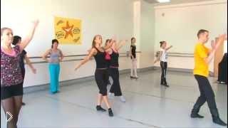 Смотреть онлайн Обучающий ролик русского народного танца