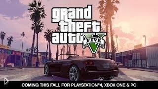 Смотреть онлайн Трейлер ГТА 5: Grand Theft Auto V