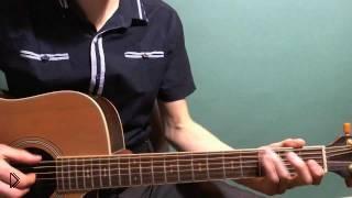 Смотреть онлайн Урок как играть арию «Беспечный ангел» на гитаре
