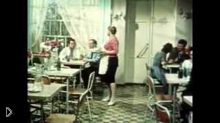 Смотреть онлайн Художественный фильм «Королева бензоколонки», 1962