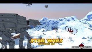 Смотреть онлайн «Звездные войны» в Майкнрафт с Мистиком и Лаггером