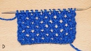 Смотреть онлайн Описание схемы для вязания: «Болгарский крест»