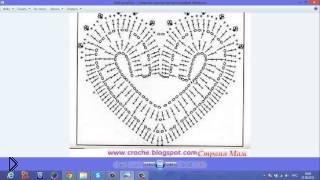 Урок для начинающих: как прочесть схему для вязания - Видео онлайн