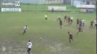 Смотреть онлайн Лучший удар в футболе