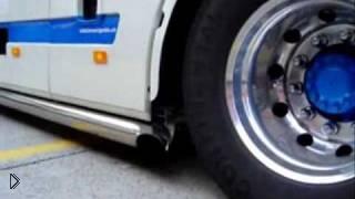 Смотреть онлайн Подборка грузовиков Вольво