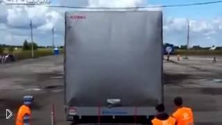 Смотреть онлайн Мастер вождения грузовика - уровень