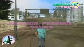 Смотреть онлайн Прохождение игры ГТА Вайс Сити