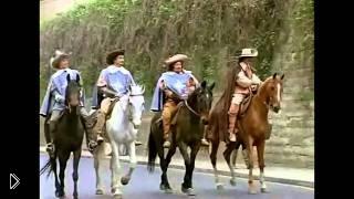Смотреть онлайн Песня из фильма «Три мушкетера»
