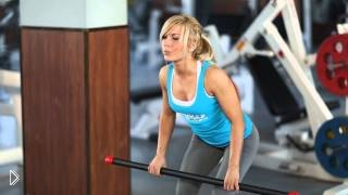 Смотреть онлайн Качаем широчайшие мышцы спины