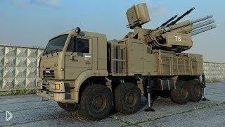Смотреть онлайн Панцирь-С1: страж обороны России