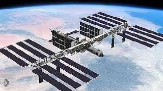Смотреть онлайн Трансляция экскурсии внутри станции МКС