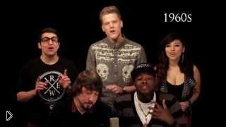 Смотреть онлайн Крутые певцы продемонстрировали эволюцию песен