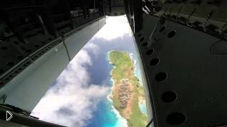 Смотреть онлайн Испытание бомбардировщика B-52