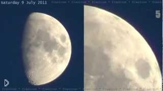 Смотреть онлайн Обнаружены некие объекты на Луне