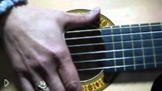 Смотреть онлайн Как играть блатной бой для начинающих на гитаре