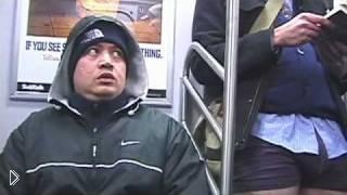 Смотреть онлайн Флешмоб в метро