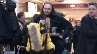 Смотреть онлайн Рождественский флешмоб в торговом центре