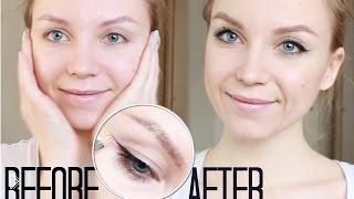 Смотреть онлайн Секреты макияжа со стрелками на каждый день