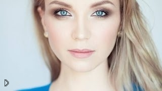 Смотреть онлайн Эффектный макияж смоки айз (Smoky Eyes)