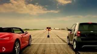 Смотреть онлайн Городской электрический автомобиль Smart