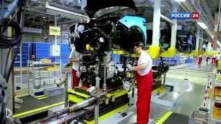 Смотреть онлайн Обзор завода KIA в Словакии