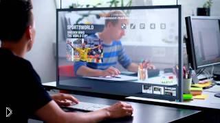 Смотреть онлайн Компания Самсунг создала прозрачный экран