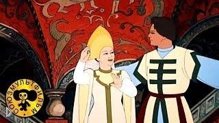 Смотреть онлайн Мультфильм «Царевна лягушка», 1954