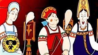 Смотреть онлайн Мультфильм «Сказка о царе Салтане», 1984