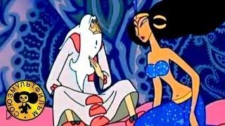Смотреть онлайн Мультфильм «Сказка о золотом петушке», 1967