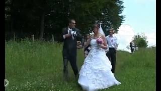 Смотреть онлайн Свадьба с неповторимым украинским колоритом