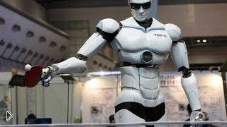 Смотреть онлайн Документальный фильм «Жизнь с роботами»
