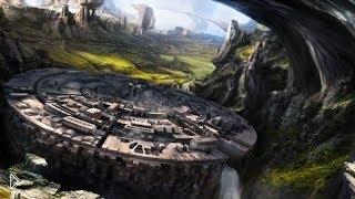 Смотреть онлайн Документальный фильм «Земные следы пришельцев»