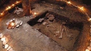 Смотреть онлайн Документальный фильм «Запретная археология»