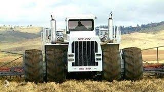 Смотреть онлайн Лучшая подборка ДТП с участием тракторов