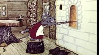 Смотреть онлайн Мультфильм «Терем- теремок», 1971