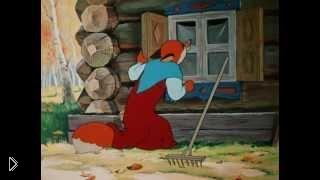 Смотреть онлайн Мультфильм «Петушок – золотой гребешок», 1955