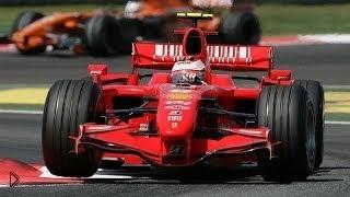 Смотреть онлайн Аварии на гонках Формула 1