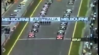 Серьезная авария Михаэля Шумахера - Видео онлайн