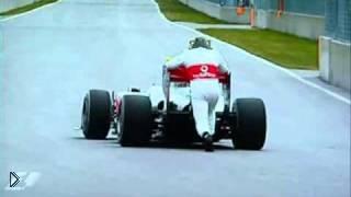 Смотреть онлайн Смешные эпизоды с гонщиками Формулы 1