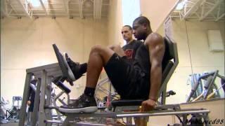 Мотивирующий ролик с тренировок баскетболистов - Видео онлайн