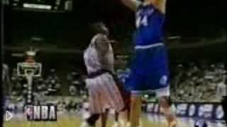 Драки в баскетболе - Видео онлайн