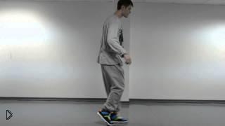 Как научиться танцевать лунную походку - Видео онлайн